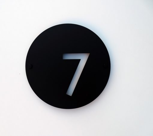 tabliczka numeracyjna, etykieta, numer na dom, nowoczesny numer, tabliczka informacyjna,